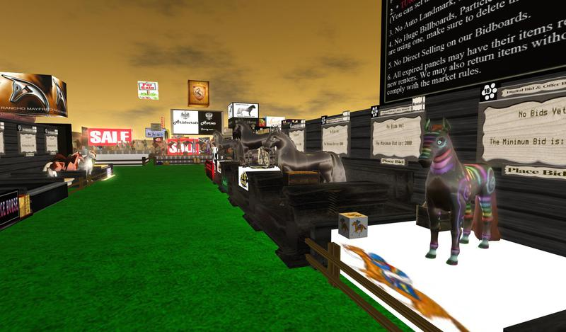 Forest Knolls Breedable Market - Advertising Services - Meta