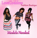 Models Needed must Apply