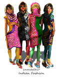 Indian Fashion outfit-
