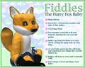 K-Mae Fox Baby